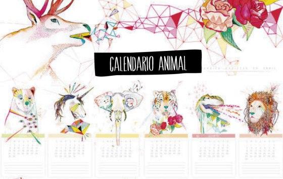 CALENDARIO-ANIMAL